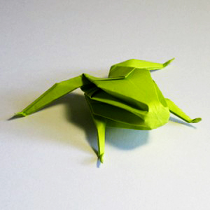 Action Origami First Appearing With The Traditional Japanese Flapping Bird Is Quite Common One Example Robert Langs Instrumentalists